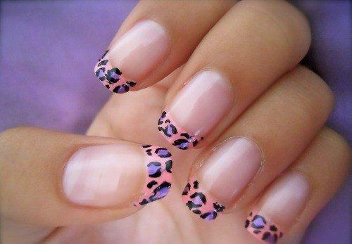 дизайн ногтей мода 2012: