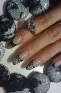 Наращивание ногтей биогелем. Крепкие и натуральные ногти