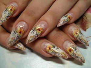 Фотодизайн ногтей сделает ваши ногти эффектными и привлекательными
