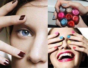 Дизайн ногтей 2012 весна - мода натуральных и коротких ногтей
