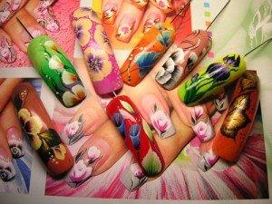 Китайская роспись ногтей – в чем кроется секрет