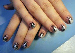 Как сделать детям ногти видео фото 947