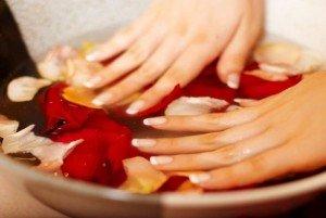 Укрепление натуральных ногтей народными средствами