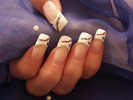 Фото как сделать маникюр своими руками
