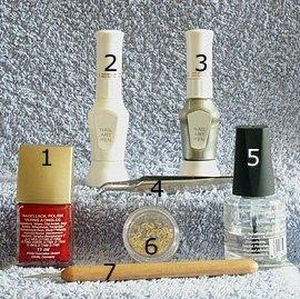 Дизайн ногтей красный френч – пошаговые инструкции