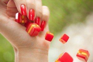 Крепкий организм - красивые и здоровые ногти