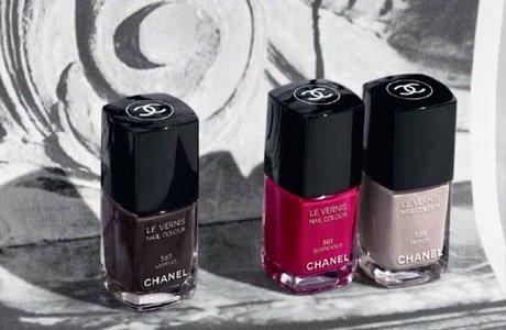 Коллекция новых лаков осень 2016 от Chanel