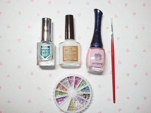 Эксклюзивный нежно-розовый дизайн ногтей