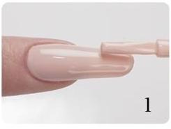 Креативные завитушки – дизайн на длинные ногти!