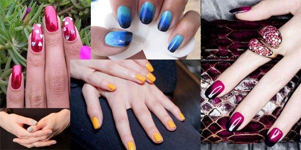 Модные тенденции маникюра осень-зима 2012-2013