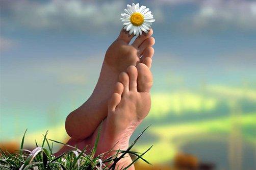 как лечить вросший ноготь фото