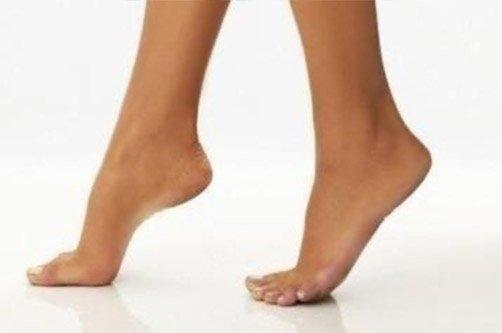 сухая мозоль на ноге фото