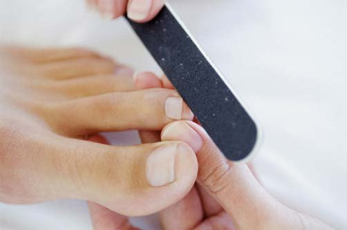 лечение вросшего ногтя на ноге фото