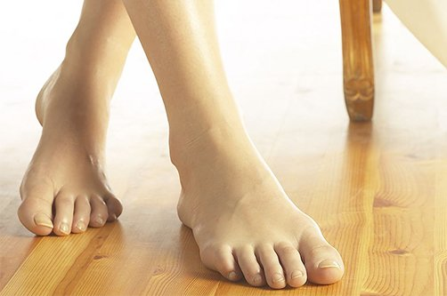 Вросший ноготь: лечение дома