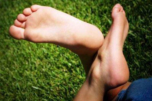 удаление мозолей на ногах фото