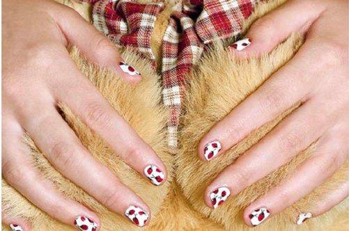 дизайн ногтей для детей фото