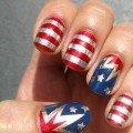 флаги дизайн на ногтях фото