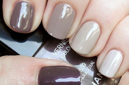 Дизайн ногтей: осень