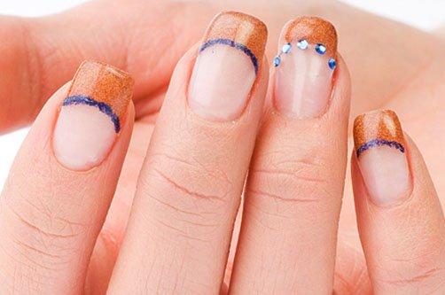 Дизайн ногтей песком становится все популярнее среди представительниц прекрасного пола.