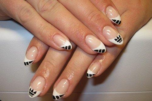 Найти дизайн ногтей и