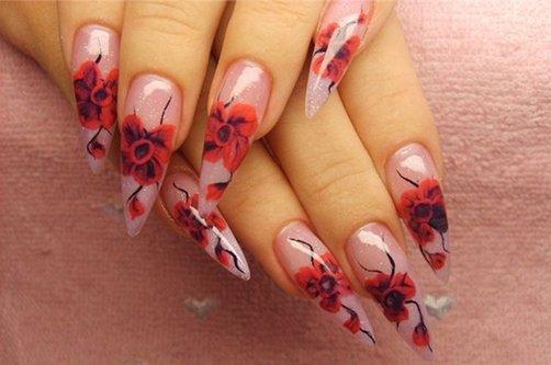 Дизайн ногтей: летние новинки 2013