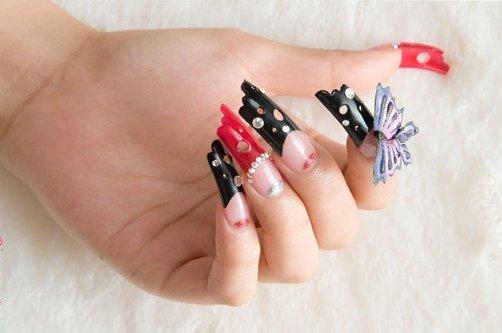 дизайн на ногти лето фото