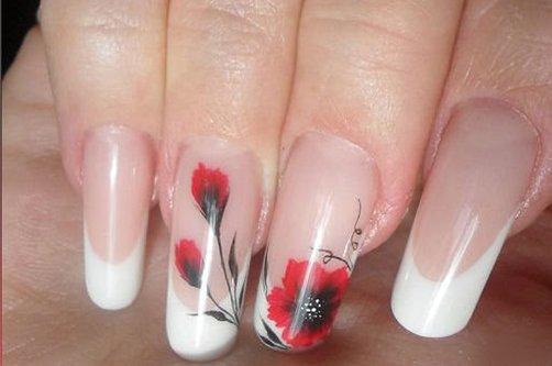 дизайн ногтей лето 2013 года фото