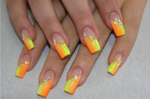 лето-осень 2013 дизайн ногтей фото