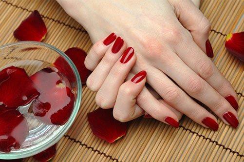 дизайн ногтей с шилаком фото