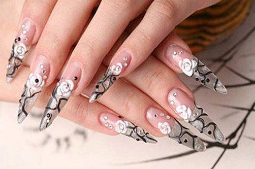 дизайн ногтей своими руками фото