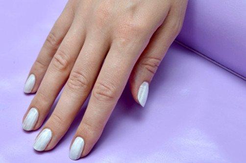 интересный дизайн ногтей шаг второй фото