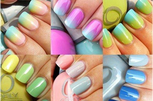 Летний дизайн ногтей 2013