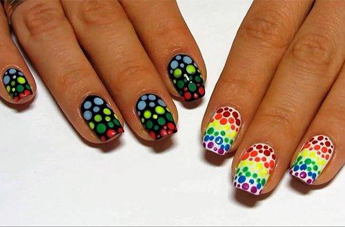 Модный дизайн ногтей: лето 2013