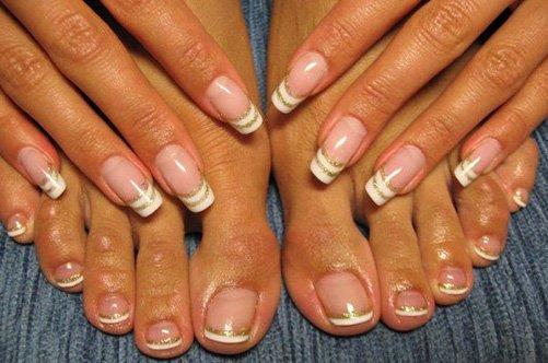 литье дизайн ногтей фото