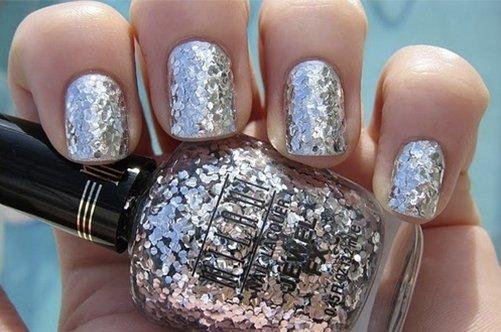 выпускной дизайн ногтей фото