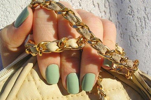 стильный дизайн ногтей в домашних условиях фото