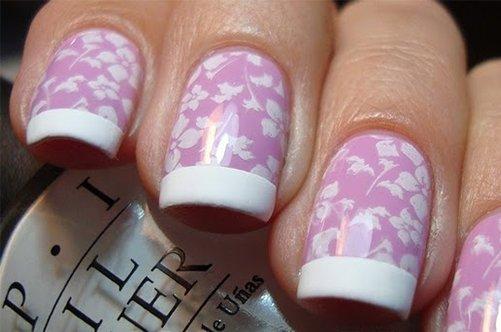 фото красивого дизайна ногтей осень 2013