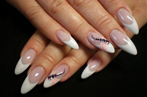 фото дизайна ногтей 2013 со стрекозами