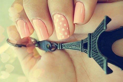 фото дизайна ногтей париж
