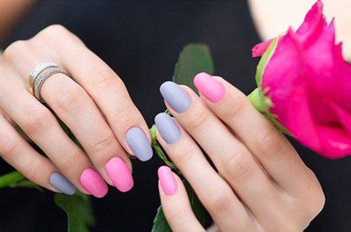 фото нового нежного дизайна ногтей 2013