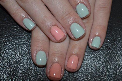 фото новых пастельных дизайнов ногтей 2013