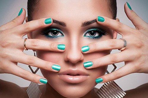 Дизайн ногтей шеллаком: фото и описание процесса