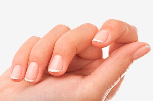 осенний дизайн ногтей 2013 классический френч фото
