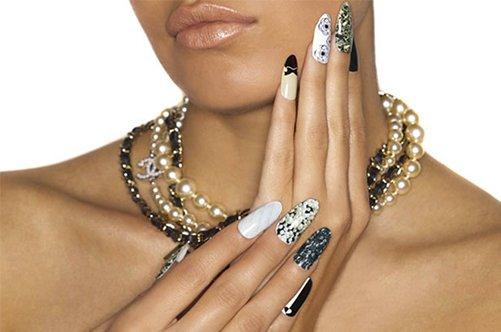 наклейки дизайн ногтей фото