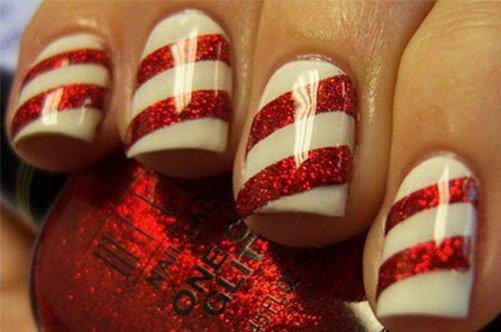 новые дизайны ногтей 2013 лакричная палочка фото