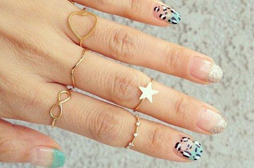 модный дизайн ногтей в домашних условиях фото