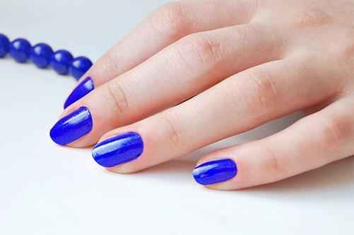 простой шикарный дизайн ногтей фото