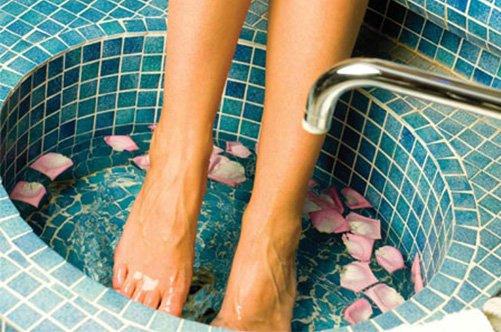 педикюр ванночки для ног фото