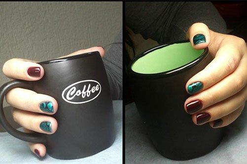 фото летнего цветного дизайна ногтей