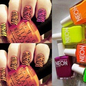 Фото летнего дизайна ногтей